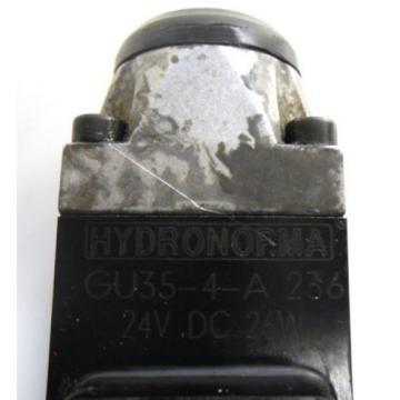 MANNESMANN REXROTH, HYDRAULIC VALVE, 4WE 6 J53/ A G24NK4