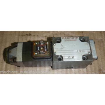 Rexroth Solenoid Oper Valve 4WE6C52/AG24NK4  GU35-4-A-060 4WE6C52