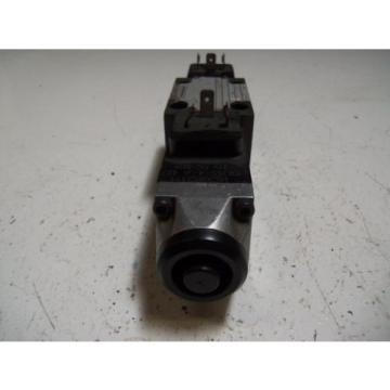 REXROTH 4WE6D53/AG24NK4 HYDRAULIC VALVE USED
