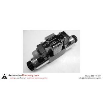 REXROTH R978907915  DIRECTIONAL CONTROL VALVE,  DOUBLE SOLENOID, Origin #133066