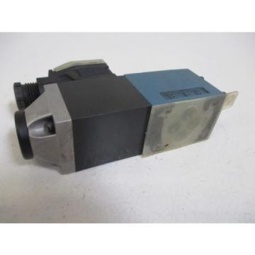 REXROTH 4WE6Y51/BW110RN9Z55L/A07 SOLENOID VALVE Origin NO BOX