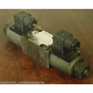 Uchida Rexroth Solenoid Operated Valve 4WE6E51/AG24NZ4-J03/2