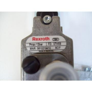 REXROTH 5610219410 561-021-941-0 TRANSDUCER 12BAR - Origin - FREE SHIPPING