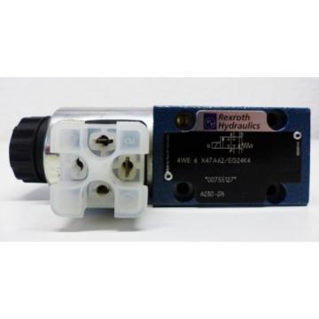 Rexroth 4WE 6 X47A62/EG24K4 4WE6X47A62/EG24K4 00755127 Valve -used-