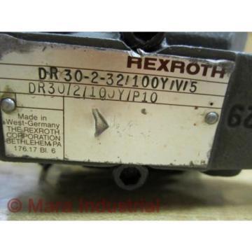 Rexroth Bosch Group DR 30-2-32/100Y/V/5 Valve - origin No Box