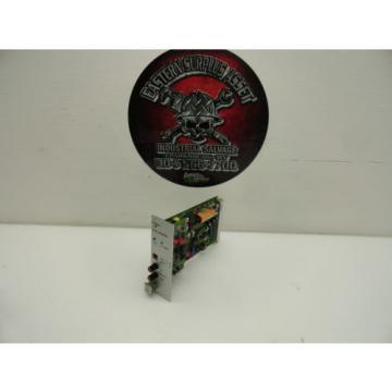 Mannesmann Rexroth VT5062-11/R1E Proportional Amplifier Card