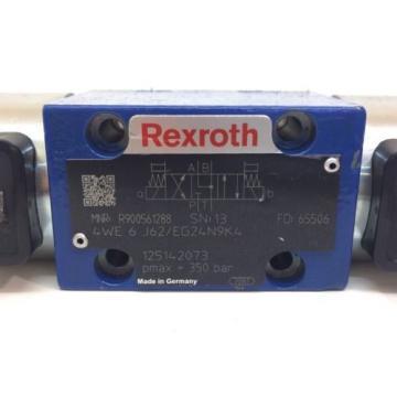 Control Valve 4WE6J62/EG24N9K4 Rexroth 4WE-6-J62/EG24N9K4 origin