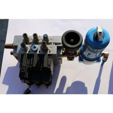 REXROTH Druckluftventil Magnetventil Ventilinsel / Solenoid valves  060