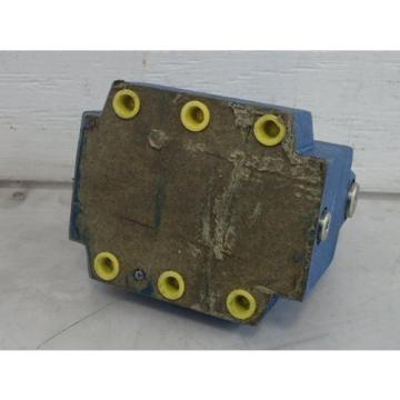 Origin REXROTH R900922541, DR 30-5-52/100Y/12 HYDRAULIC VALVE,BOXZK