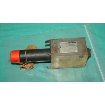 Rexroth ZDR -10-DP2-52/150YM/8 Hydraulic Valve Pressure Reducing Regulator Bosch