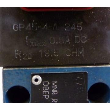 Rexroth DBEP 6 A06-13/45AG24N9K4M DBEP6A06-13/45AG24N9K4M 900927858 Valve -used-