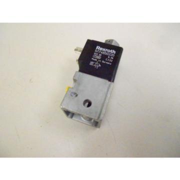 5774650220 REXROTH BOSCH 24VDC PNEUMATIC VALVE