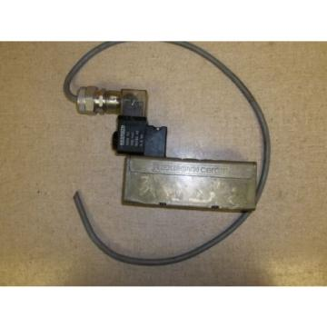 Rexroth GT-010062-02626 Solenoid Valve Assembly FREE SHIPPING