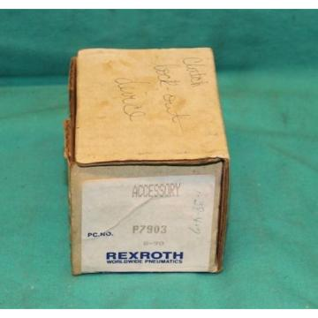 Rexroth P7903 Valve Kit Origin