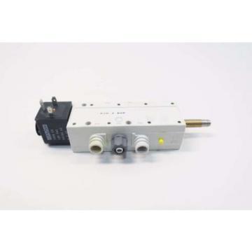 REXROTH R432016670 120V-AC SOLENOID VALVE D528212