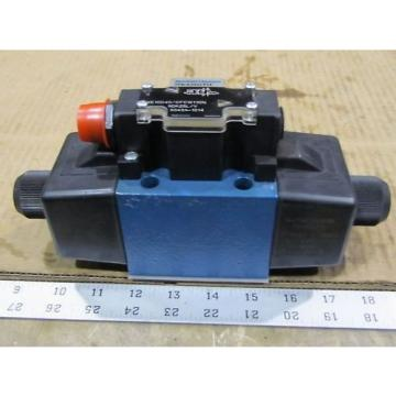 Rexroth 4WE10D40/OFCW110N9DK25L/VS043A-1014 Valve Origin