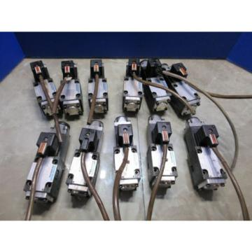REXROTH SOLENOID VALVE 4WE 6 D53/AG24NK4 4WE6D53/AG24NK4