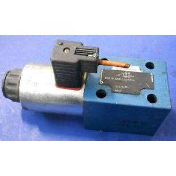 REXROTH 4WE 20 C33/CG24N9K4 43A 24VDC CONTROL VALVE