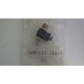 REXROTH  R432027194  FLOW CONTROL RIGHT ANGLE 1/4#034; NPT 1/4#034; OD  TUBE  Origin IN BAG