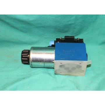 Rexroth, 4WE10D40/CG24N9DK23L, R978908692, Hydraulic Valve Bosch Origin