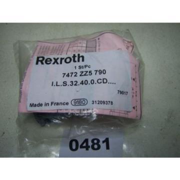 Rexroth Cpoac Switch 7472Zz5790 0481