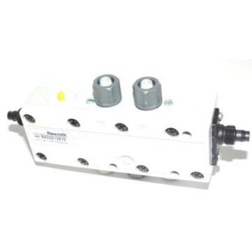 NIB REXROTH BOSCH R432013810 740 VALVE 150 MAX PSI