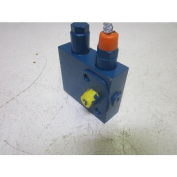REXROTH HYDRAULICS MHB 10 SFM10/00U200T15V15 USED