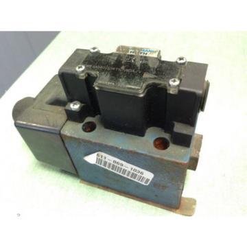 Origin OLD REXROTH 4WE10D40C/W110N9DA/V REDUCING VALVE, 110/120 V BB