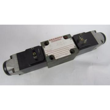 REXROTH 4 WE 6 D51/OFAG24NZ4 F32 24V DC 26W HYDRONORMA VALVE