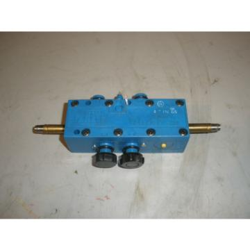 Rexroth Type 572741 Pneumatic Valve