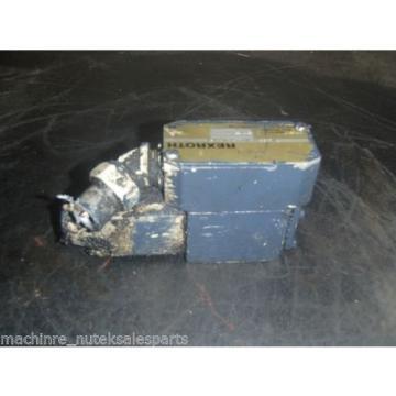 Rexroth 3WE6B51/AW120-60N9D/5V Directional Valve _ 3WE6B51AW12060N9D5V
