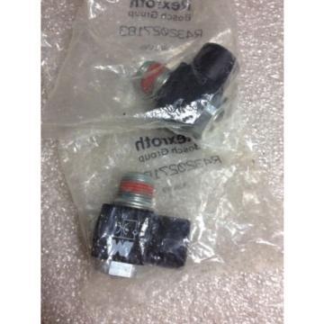 2 Rexroth R432027183 Flow Controls A3