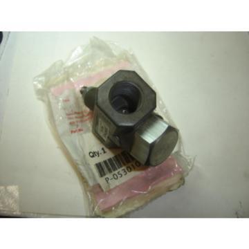 REXROTH   BOSCH P-053010-00002 FLOREG VALVE 1/2#034; NPT PORTS NNB