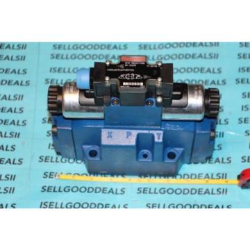 Rexroth R900574468 4WE6J62/EG24N9DK25L R900944737 4WEH16J72/6EG24N9ETDK25L 24VDC