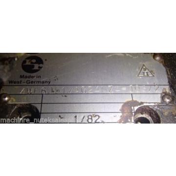 Rexroth 4WE6J51/AG24NZ4-J03/2 Directional Valve _ 4WE6J51AG24NZ4J032