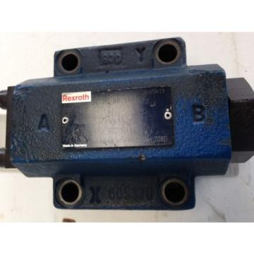 Origin OLD REXROTH R900599586, SL 20 PB 1-42, 05W28   HYDRAULIC CHECK VALVE FJ