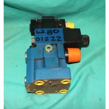 Rexroth DBW10 B2-52/315-6EW110N9DK25L, R900965187,  SO779 Hydraulic Valve Origin