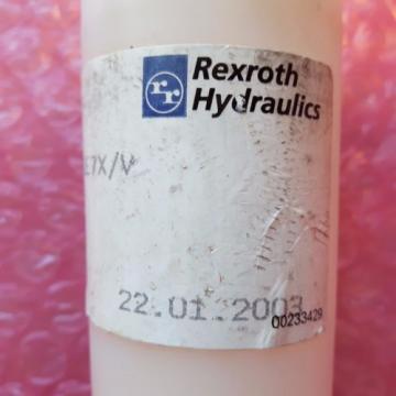 Rexroth Hydraulics Logic Valve LC 16 DB40E7X/V R900934009 NOS