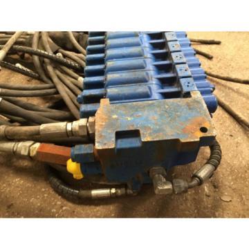 Rexroth Hydraulic Valve Block £500+VAT Mini Digger Spares Parts Komatsu PC14R-HS