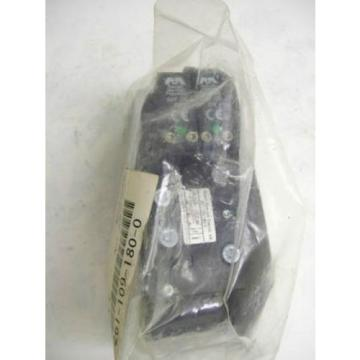 TM-2290, BOSCH REXROTH 261-109-180-0 PNEUMATIC SOLENOID ISO VALVE