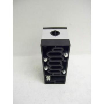 TM-2287, REXROTH 261-309-120-0 PNEUMATIC SOLENOID ISO VALVE