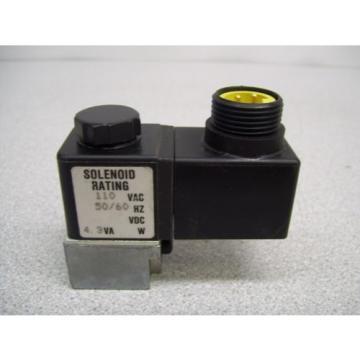 MX-396 MANNESMANN REXROTH P28872-1 SOLENOID LOT OF 3