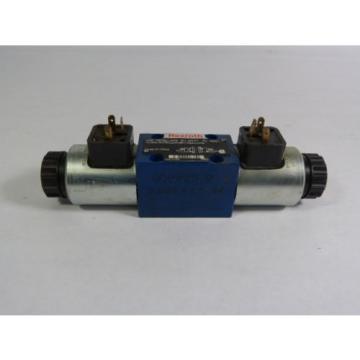 Rexroth 4WE6H62/EG24N9K4/62 Directional Control Valve 24VDC 125A  WOW