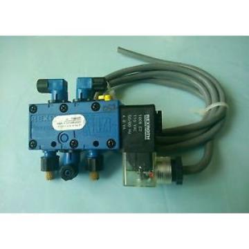 REXROTH P-031686-00001 4-WAY SOLENOID VALVE 110V/50-60HZ