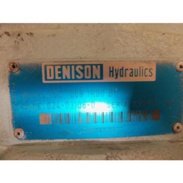 DENISON T6C-008-1R00-B1 MOTOR USED