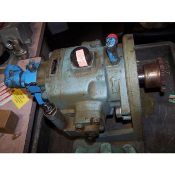 Nachi Variable Vane Hydraulic Pump Model VDC-3B-1A3-E20