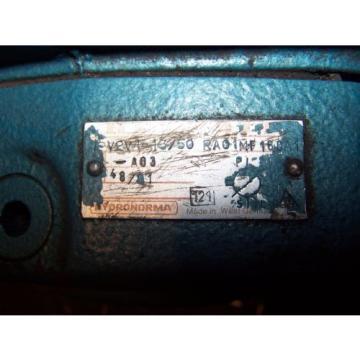 REXROTH France Singapore 15 HP VARIABLE VANE HYDRAULIC PUMP 1PV2V4-13/50 RA01MF160A1