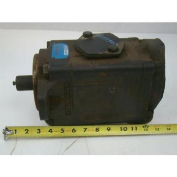 DENISON HYDRAULIC PUMP  1 1/2#034; SHAFT MODEL T6DR 050 3L02 B20 A1