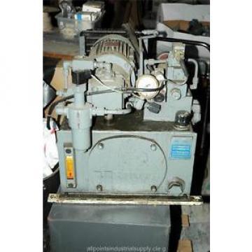Rexroth Italy Japan AMI Hydraulic Power Pump System Unit P2156.6 Tobul Piston Accumulator