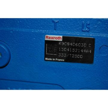 Rexroth Valve Block suit  to JCB 8040, JCB 333/T2500